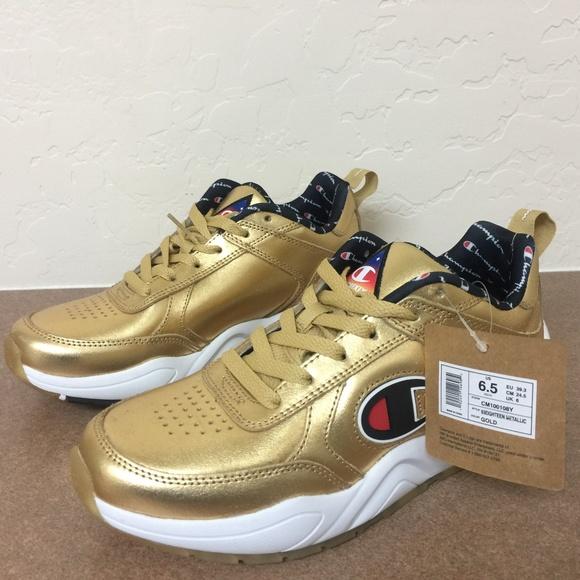 Champion 93 Eighteen Metallic Sneaker